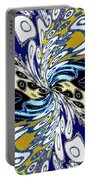 Abstract Fusion 198 Portable Battery Charger