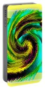 Abstract Fusion 201 Portable Battery Charger