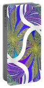 Abstract Fusion 203 Portable Battery Charger