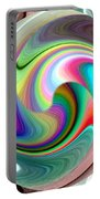 Abstract Fusion 241 Portable Battery Charger
