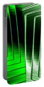 Abstract Fusion 253 Portable Battery Charger