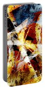 Abstract Graffiti 2 Portable Battery Charger