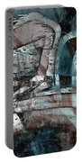 Abstract Graffiti 9 Portable Battery Charger