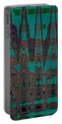 Abstract Iv Portable Battery Charger