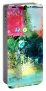 Abstract Mind Portable Battery Charger