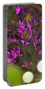 Abstract Nature Portable Battery Charger