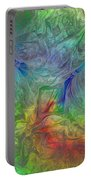 Abstract Of Dreams Portable Battery Charger