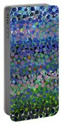 Abstract Patterns Four Portable Battery Charger