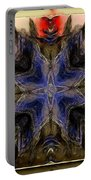 Abstract Perception Portable Battery Charger