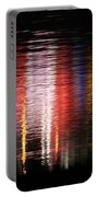 Abstract Realism Portable Battery Charger