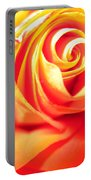 Abstract Rose 2 Portable Battery Charger