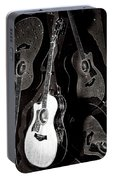 Abstract Taylor Guitars Portable Battery Charger