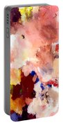 Abstract Two Portable Battery Charger