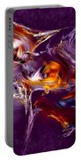 Abstraction 0174 Marucii Portable Battery Charger