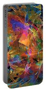 Abstraction 0357 Marucii Portable Battery Charger