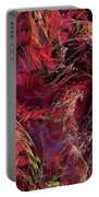 Abstraction 0387 Marucii Portable Battery Charger