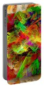 Abstraction 0492 Marucii Portable Battery Charger