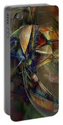Abstraction 0497 Marucii Portable Battery Charger