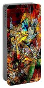 Abstraction 0526 Marucii Portable Battery Charger