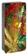 Abstraction 0553 Marucii Portable Battery Charger