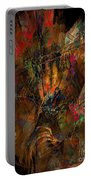 Abstraction 0555 Marucii Portable Battery Charger