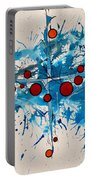 Abstraction 36 Portable Battery Charger