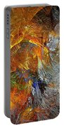 Abstraction 435-08-13  Marucii Portable Battery Charger
