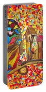 Abstraction 445 - Marucii Portable Battery Charger