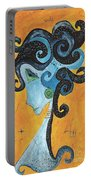 Abstraction 699 -marucii Portable Battery Charger