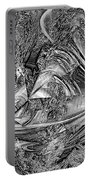 Abstraction B-w 0559 Marucii Portable Battery Charger
