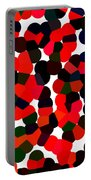 Abstractionism Portable Battery Charger