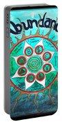 Abundance Money Magnet - Healing Art Portable Battery Charger