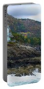 Acadia Seaside Mansion Portable Battery Charger