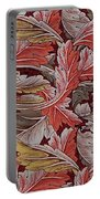 Acanthus Leaf Portable Battery Charger