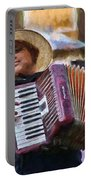 Accordion Boy Portable Battery Charger