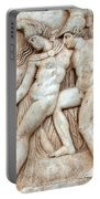 Achilles And Penthesilea Portable Battery Charger