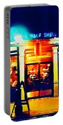 Acme Oyster Shop New Orleans Portable Battery Charger