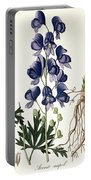 Aconitum Napellus Portable Battery Charger