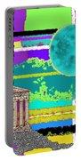 Acropolis Plaid Portable Battery Charger