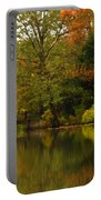 Across The Lake Portable Battery Charger
