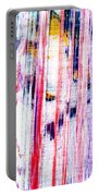 Acryl  Happy Sally Behind The Shower Curtain... Boo Portable Battery Charger