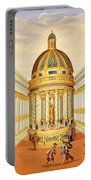 Bacchus Temple Portable Battery Charger