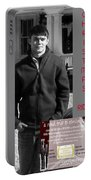 Actor In Christmas Ride Film Portable Battery Charger