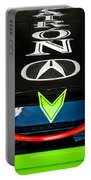 Acura Patron Car Hood Portable Battery Charger