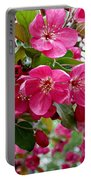 Adams Crabapple Blossoms Portable Battery Charger