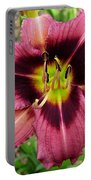Addie Branch Smith Daylily Portable Battery Charger
