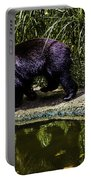 Adhd Bear Portable Battery Charger