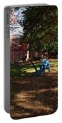 Adirondack Chairs 2 - Davidson College Portable Battery Charger