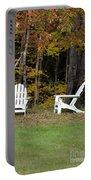 Adirondack Foliage Portable Battery Charger