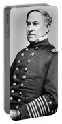 Admiral David Farragut Portable Battery Charger